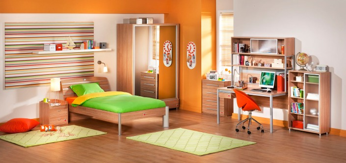 Παιδικό δωμάτιο cilek