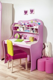 ea1fea20509 Mια νέα σειρά από τα παιδικά έπιπλα της Cilek ήρθε για να δημιουργήσει μια  μοναδική ατμόσφαιρα στα κοριτσίστικα δωμάτια, με αποχρώσεις του ροζ και  υπέροχα ...