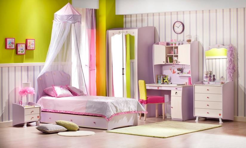 Παιδικό δωμάτιο www.cilek.gr