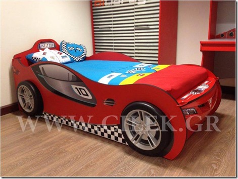 Turbo Friend Bed 2-800