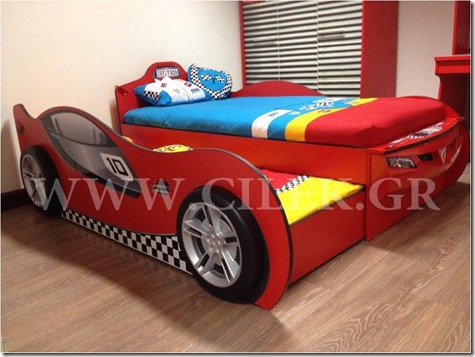 Turbo Friend Bed-800
