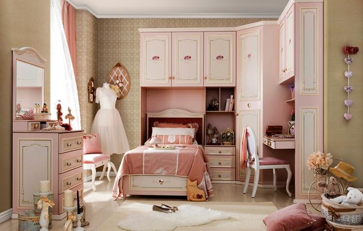 παιδικο δωμάτιο για κορίτσια