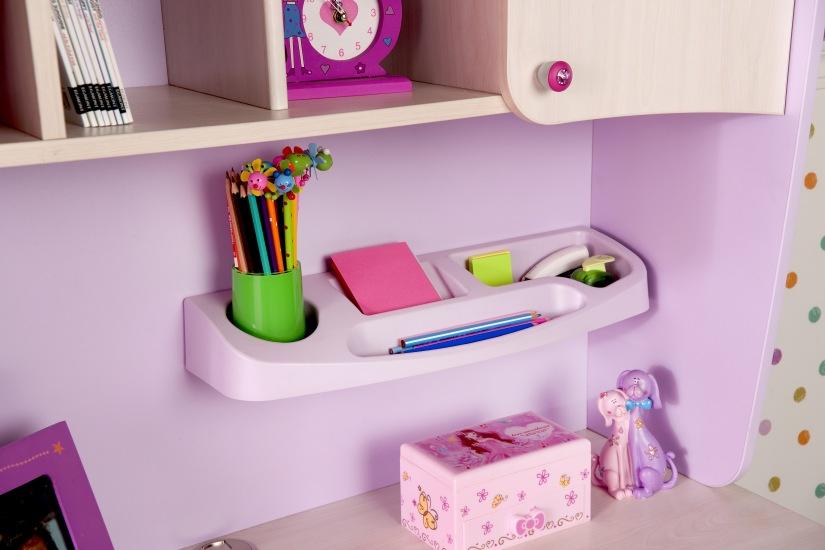 Παιδικό γραφείο για κορίτσια