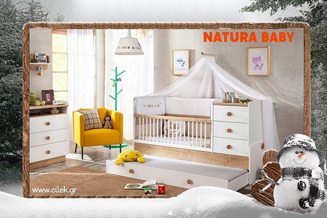 40ca7a0d4d4 Natura Baby, ένας υπέροχος συνδυασμός χρωμάτων για το βρεφικό σας δωμάτιο.  Δείτε όλο το δωμάτιο στο www.cilek.gr