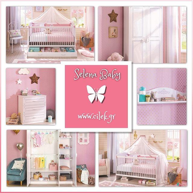 33aa4d93700 Selena Baby, μια ξεχωριστή πρόταση για το βρεφικό σας δωμάτιο, δείτε το στο  www.cilek.gr – Παιδικά έπιπλα CILEK – ΑΦΟΙ ΜΑΤΙΑΔΗ – www.cilek.gr